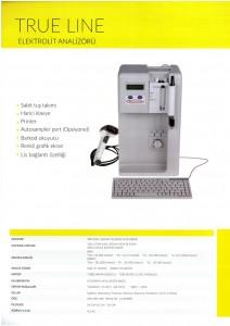 Elektrolit Analizörü