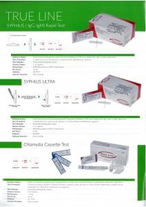 SYPHILIS + SYPHILIS ULTRA + CHLAMYDIA