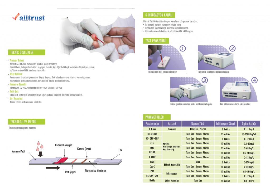 İmmünofloresans Analizörü