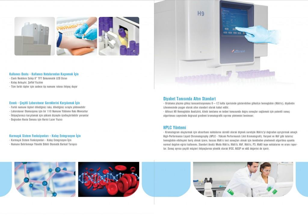 Hemoglobin Analizörü (HPLC)